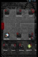 Screenshot of TSFShell Theme Black Android