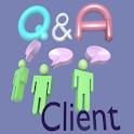 Q&A Client logo