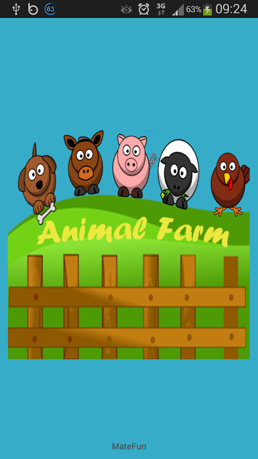 Animal Farm - screenshot