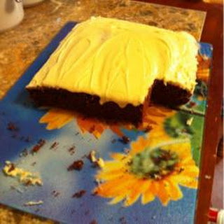Butter Cream Frosting I.
