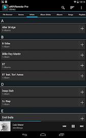 aWARemote for Winamp® Screenshot 15