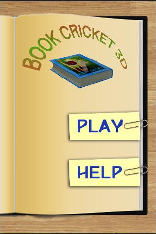 Book Cricket 3D