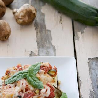 Gluten Free Eggplant Lasagna