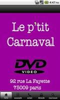 Screenshot of le p'tit carnaval