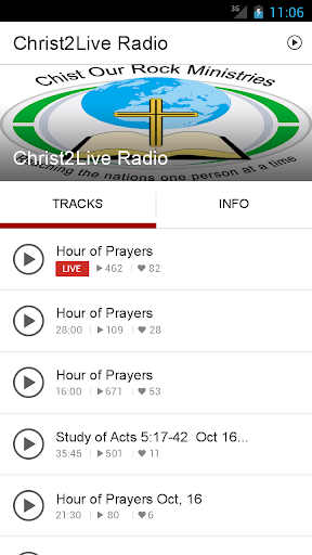 Christ2Live Radio