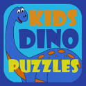 Kids Dinosaur Puzzles Free icon
