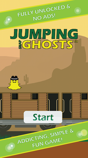 Jumping Ghosts Premium