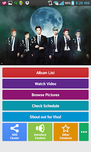 Vixx Fandom - screenshot thumbnail