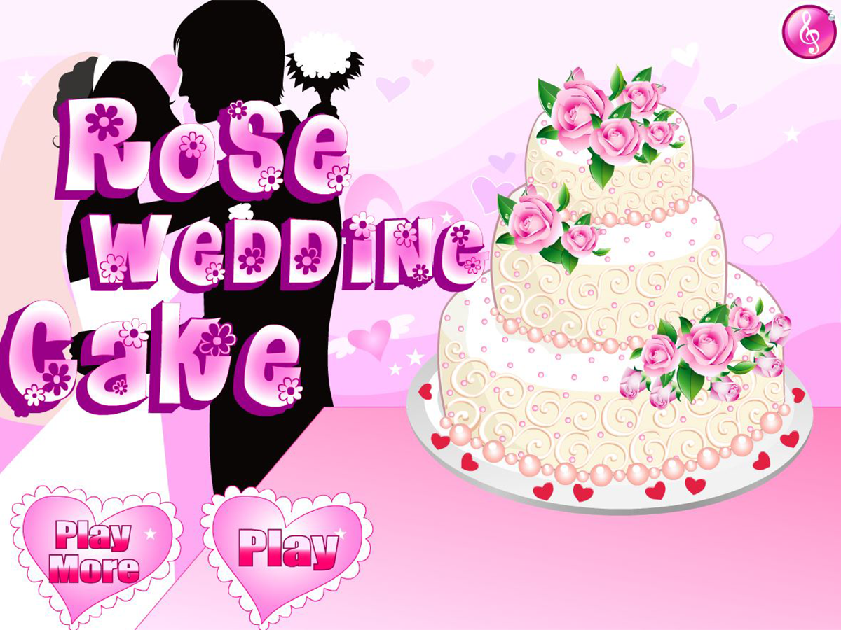 Play Design Your Wedding Cake : Rose Wedding Cake Game - Android Apps on Google Play