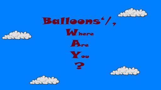 Balloons WAY