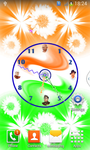 National Clock