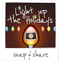 Light Up the Holidays – Free logo