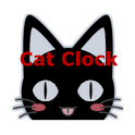 Cat Clock & Weather Forecast logo
