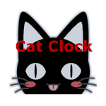 Cat Clock & Weather Forecast kimapp_store_cat.V.2.2 Apk