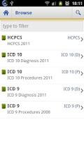 Screenshot of ICD HD 2012