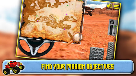 3D Monster Truck Driving 1.6 screenshot 41580