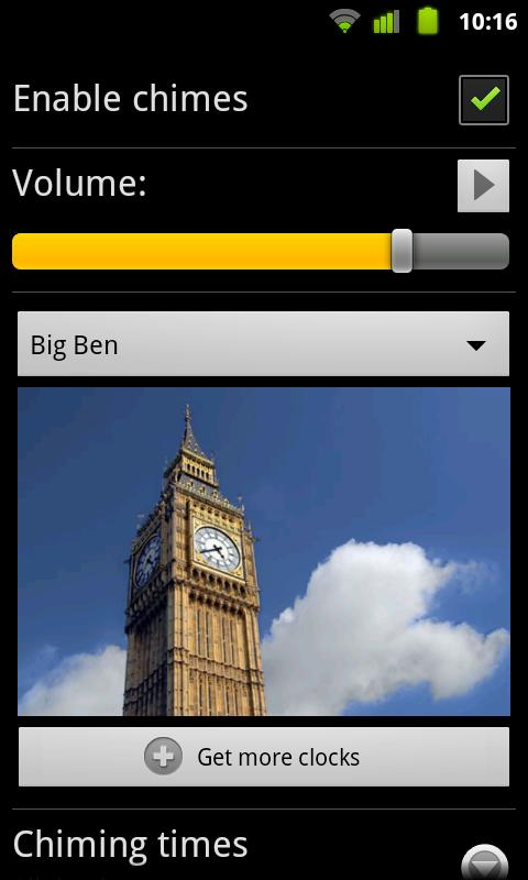 Big Ben for Chime Time - screenshot