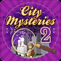City Mysteries 2 icon
