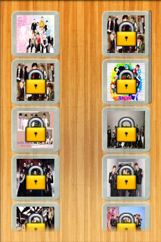 Super Junior Puzzle Games - screenshot