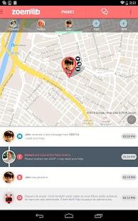GPS追踪器 - tracking