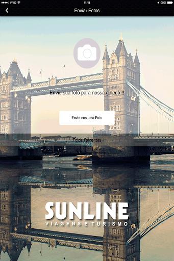 Sunline: Agência de Viagem