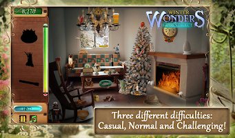 Screenshot of Hidden Object 3 Magic Places