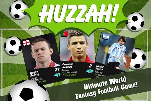 Huzzah Fantasy Football