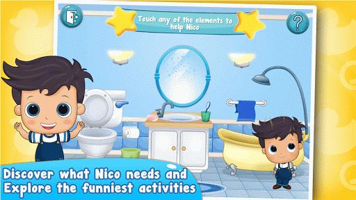 Nico Explore Your Bathroom