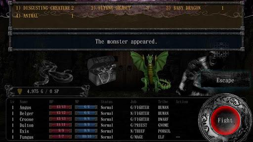 Dungeon of Genesis RPG