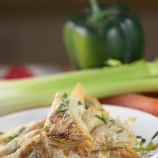 Turkey Pot Pie Bites {Low Calories, Low Fat}.