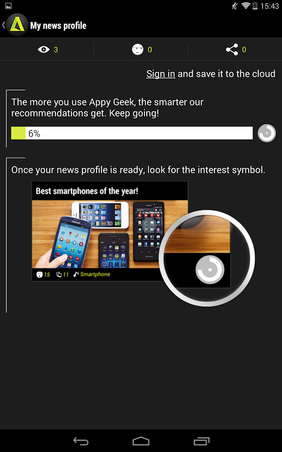 Appy Geek – tech news - screenshot