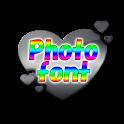 極・文字入れ - Photo Font - (きわみ) icon