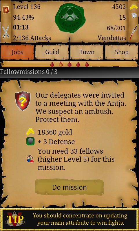 Valluran Online - screenshot