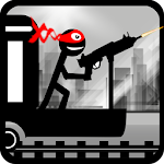 Stickman Train Shooting v1.2.1