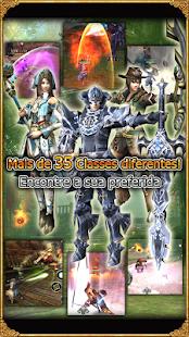 RPG AVABEL ação MMO online RPG Screenshot