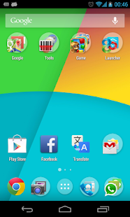KitKat Launcher - screenshot thumbnail
