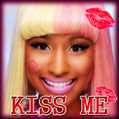 Nicki Minaj Kissing Game