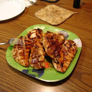 Apple Honey Glazed Chicken Recipe
