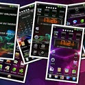 Samoled GO Launcher Theme icon