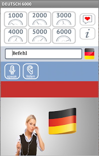 Deutsch 6000 Free- screenshot thumbnail