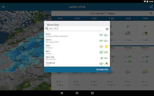 Weather & Radar - screenshot thumbnail