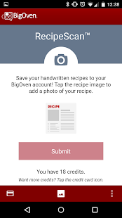 BigOven: 350,000+ Recipes - screenshot thumbnail