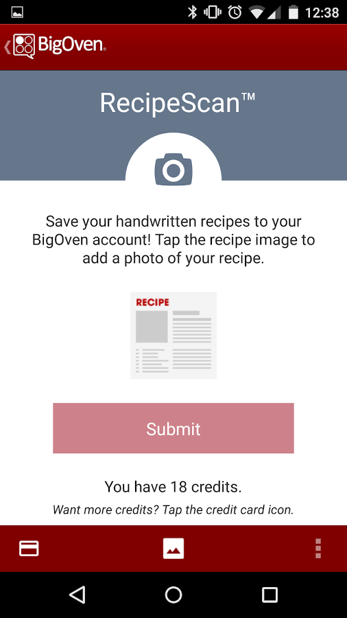BigOven: 350,000+ Recipes - screenshot