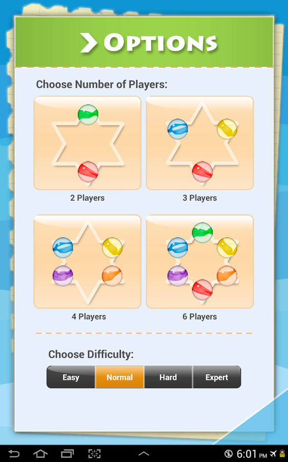 Chinese Checkers - screenshot