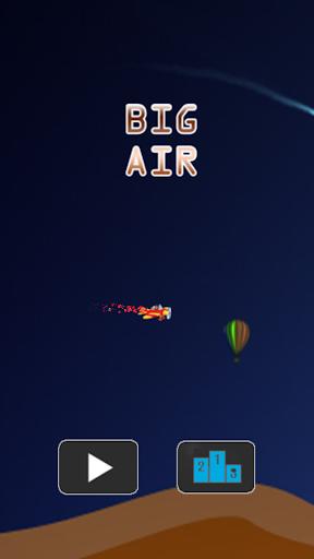 Big Air - Airplane Challenge