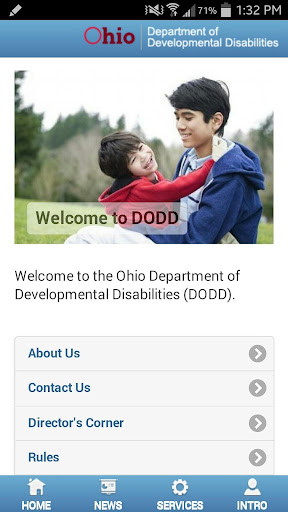 State of Ohio DODD