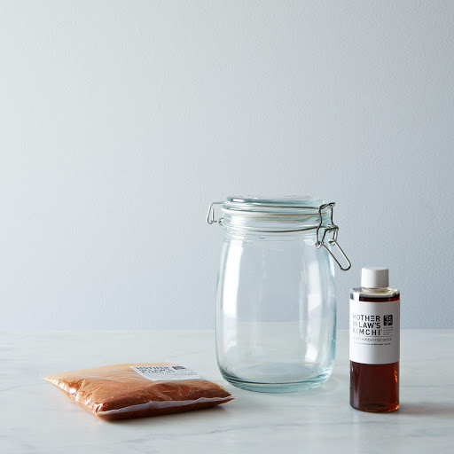 DIY Kimchi Kit