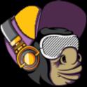 Gorilla mp3 Downloader icon
