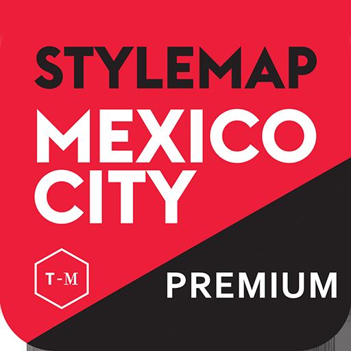 StyleMap Premium LOGO-APP點子