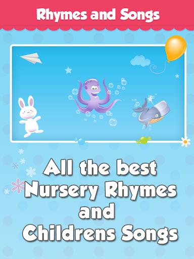 Nursery Rhymes and Songs